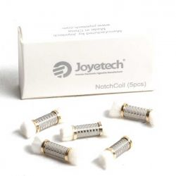 5x coil 0.45ohm Joyetech NotchCoil NotchCore