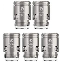 5x coil 1.2ohm Joyetech Exceed