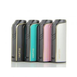 svapo-Vaptio Cosmo Plus Mod Box 1500mAh - Black-Home-SvapoCafe