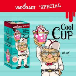 Vaporart Cool Cup 10ml - 0mg