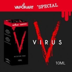 Vaporart Virus 10ml - 8mg