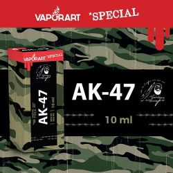 AK-47 by Il Santone dello Svapo 10ml - 0mg