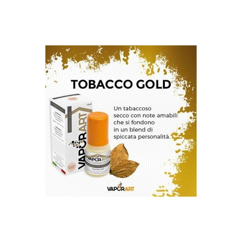 svapo-Vaporart Tobacco Gold 10m-Home-SvapoCafe