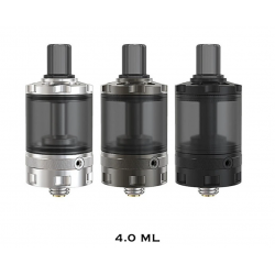 The Vaping Gentlemen Club Bishop MTL RTA 4ml - GunMetal