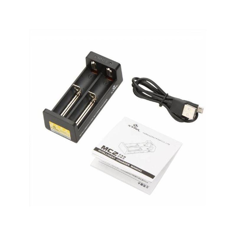 svapo-Caricabatterie XTar MC2-Home-SvapoCafe