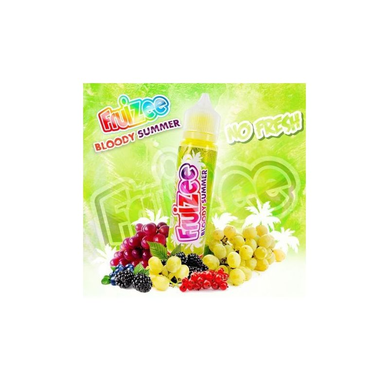svapo-E-Liquid France Bloody Summer NoFresh 20ml - Shot-Home-SvapoCafe