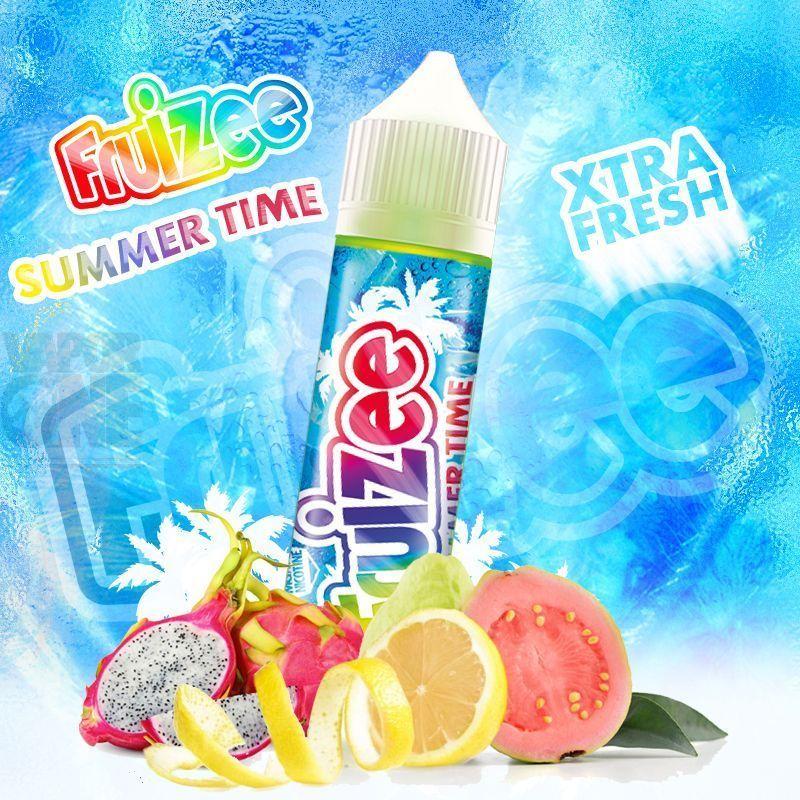 svapo-E-Liquid France Fruizee Summer Time 20ml - Shot-Home-SvapoCafe