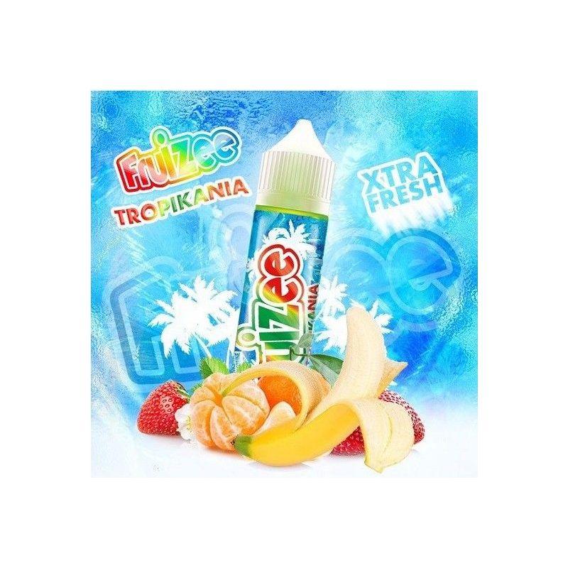 svapo-E-Liquid France Fruizee Tropikania 20ml - Shot-Home-SvapoCafe