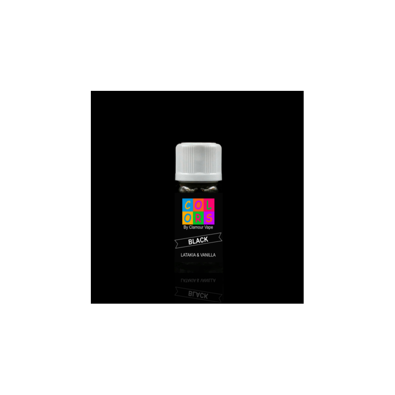 svapo-Clamour Vape Aroma Black 10ml-Home-SvapoCafe