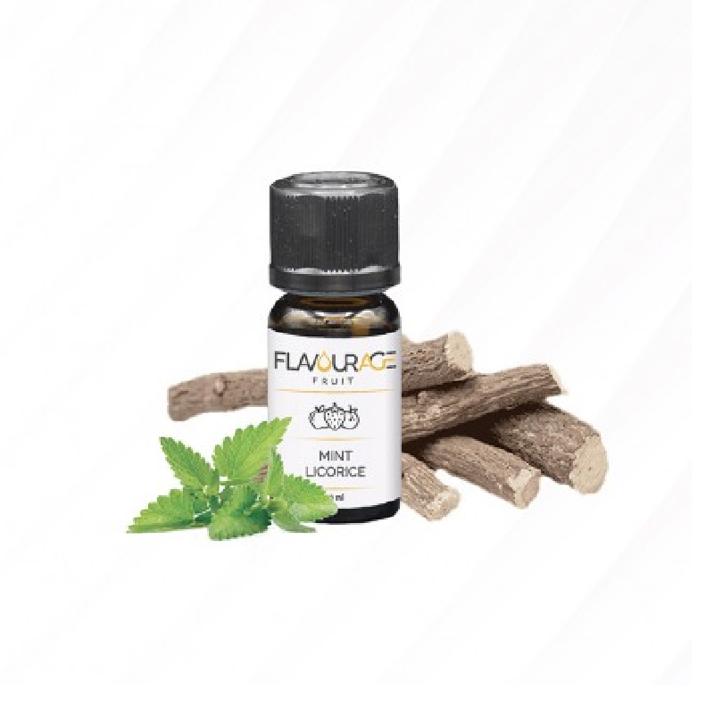 svapo-Flavourage Aroma Mint Licorice 10ml-Flavourage-SvapoCafe