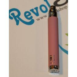 svapo-Batteria Vision Spinner 650mAh con voltaggio regolabile Rosa-Box - Batterie-SvapoCafe
