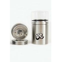 Turbo Rda Silver