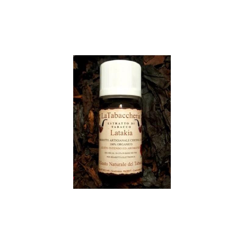 svapo-Estratto di Tabacco Latakia La Tabaccheria-Aromi Essenze-SvapoCafe