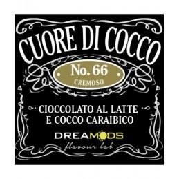 Dreamods aroma N°66 Cuore di Cocco