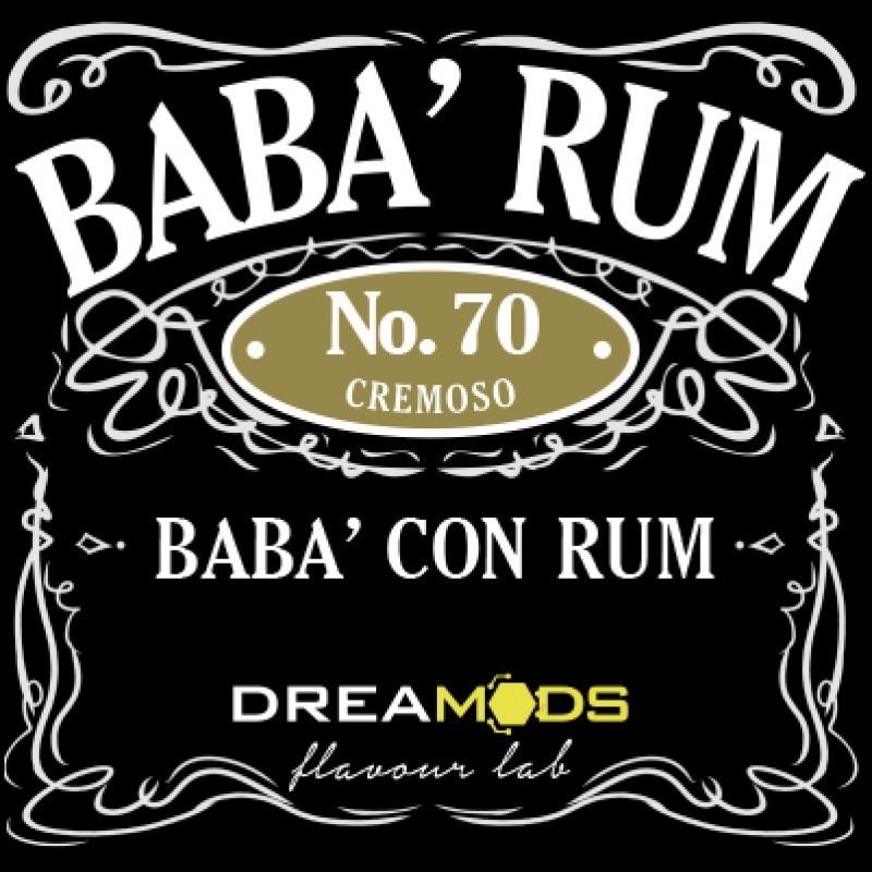 svapo-Dreamods - Aroma Nr.70 Baba' Rum-Aromi Essenze-SvapoCafe