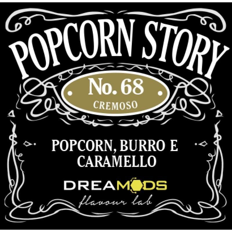 svapo-Dreamods - Aroma Nr. 68  Popcorn Story-Aromi Essenze-SvapoCafe