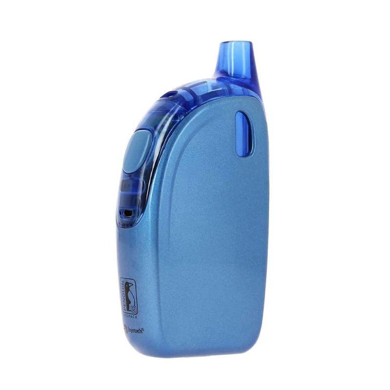 svapo-Penguin V2- light blue-Box - Batterie-SvapoCafe