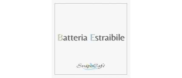 Sigarette elettroniche - Box elettroniche batteria estraibile