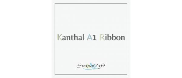 Sigaretta elettronica | Rigenerazione - Filo Kanthal A1 Ribbon