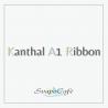 Sigaretta elettronica   Rigenerazione - Filo Kanthal A1 Ribbon